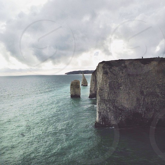 Old Harry Rocks - Dorset England United Kingdom photo