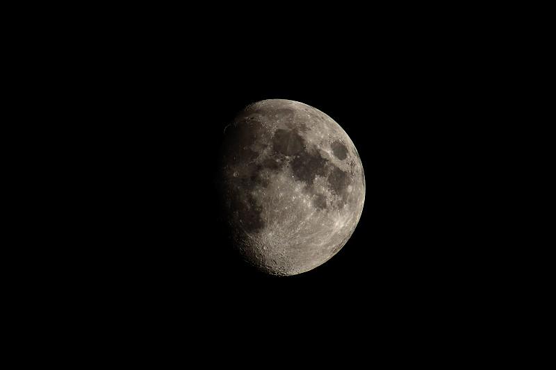 The Moon. photo