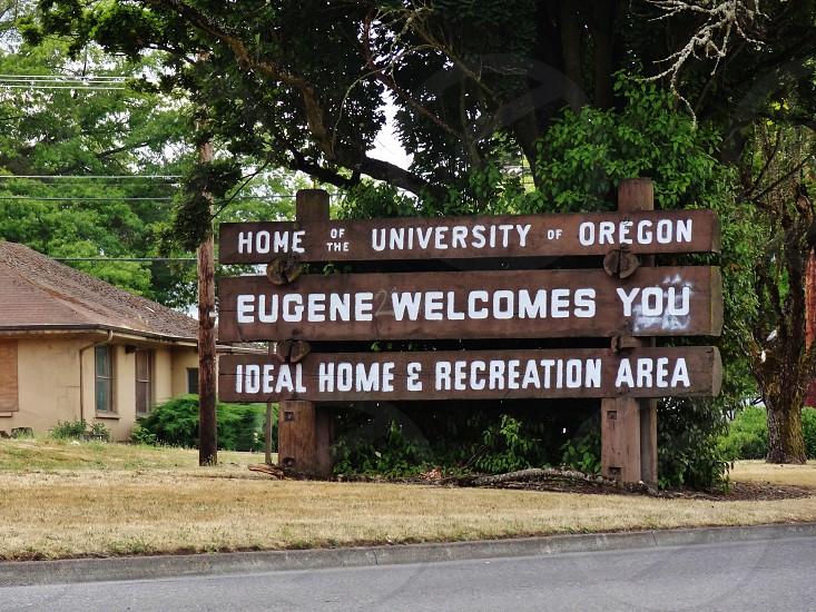 Eugene Oregon United States photo