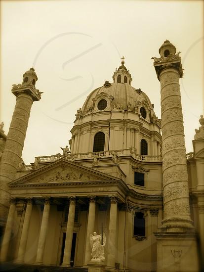 Architecture.Vienna Austria photo