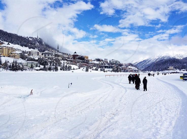 St Moritz The Lake photo