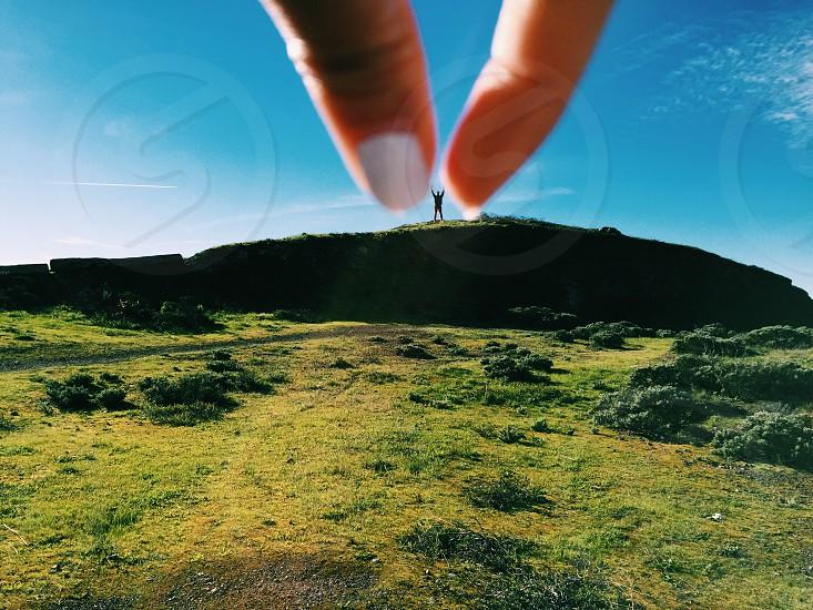 Twin Peaks San Francisco California photo