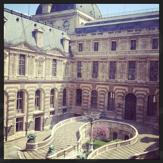 Springtime in Paris photo