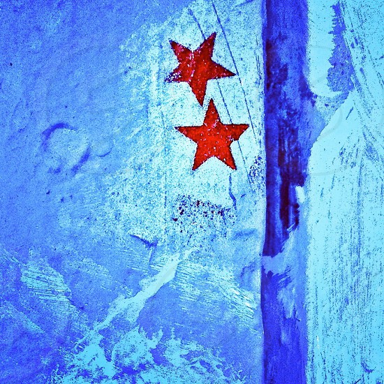 red 2 star paint photo