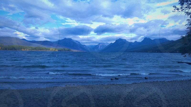 Lake McDonald - Glacier National Park photo