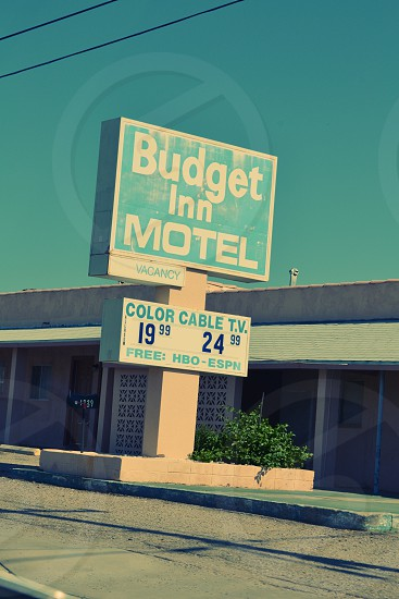 Budget Hotels all the way ;) photo