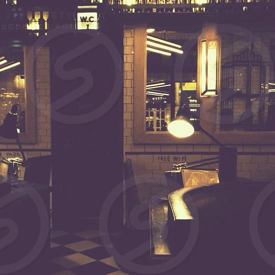 A Coffee Shop in Paris photo