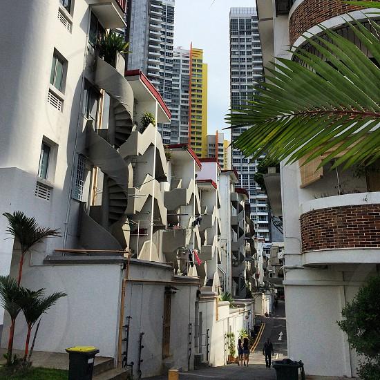 Singapore street view  photo