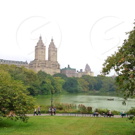 Central Park New York City photo