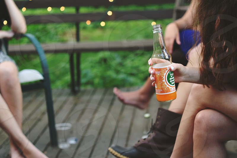 Summer soda  photo