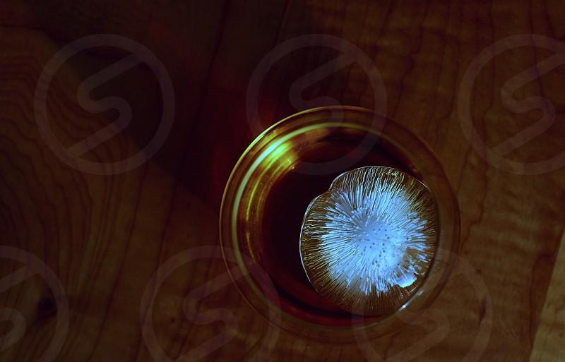 glass tumbler photo