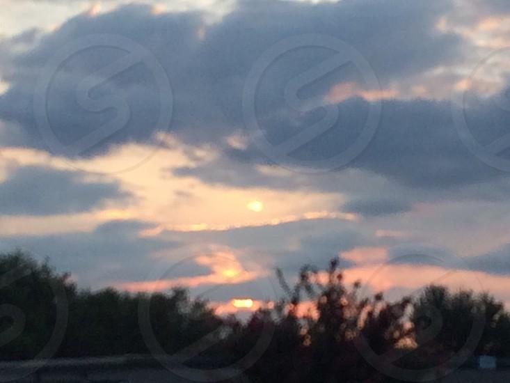 Sunset - Sheffield Alabama photo