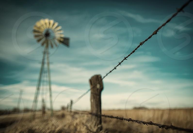 steel fens  photo