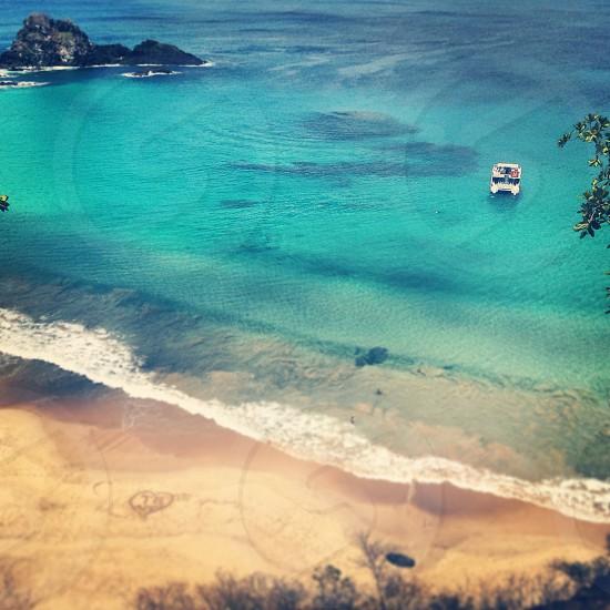 Praia do Sancho - Fernando de Noronha - Brasil photo