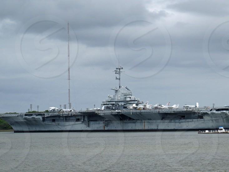USS Yorktown Mount Pleasant SC photo
