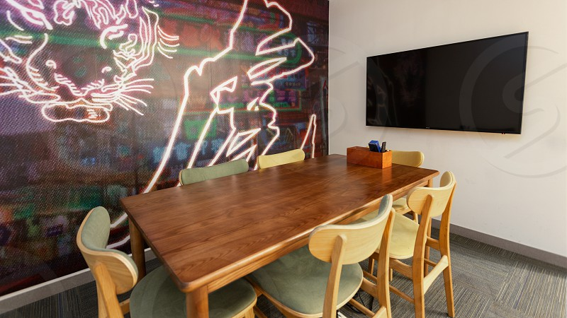 Wework Coworking Office Conference Rooms photo