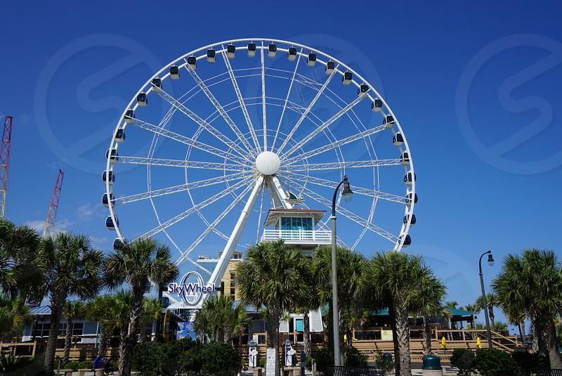 Myrtle Beach SC Skywheel photo