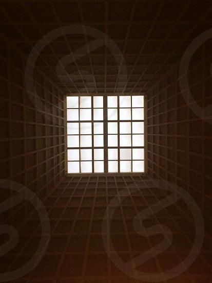 Symmetry window architecture buildings art photo