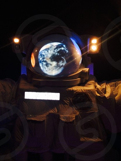 Earth from outer space! Coachella 2014 photo