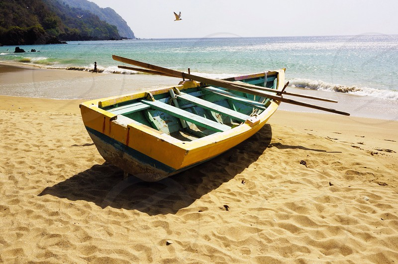 Natural light but with some editing. Taken while on holiday at Castara Beach Tobago.  photo