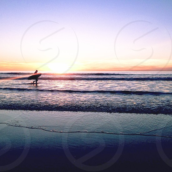 Monterey Beach photo