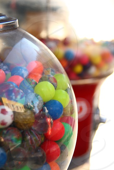 color balls fun day light red yellow blue plastic   photo