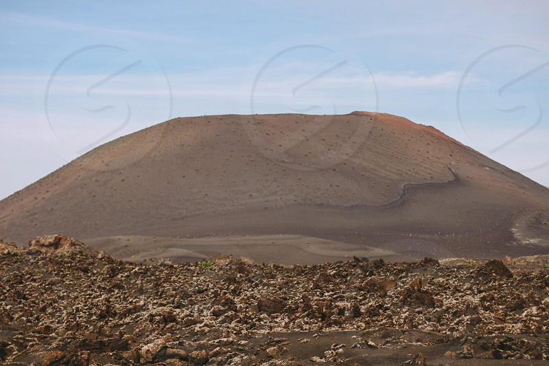 Monte Corona - Lanzarote photo