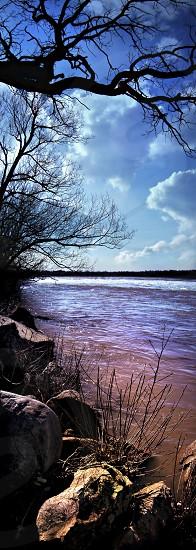 Ottawa River banks photo