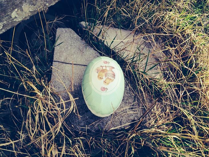 Egg hunt Easter games photo
