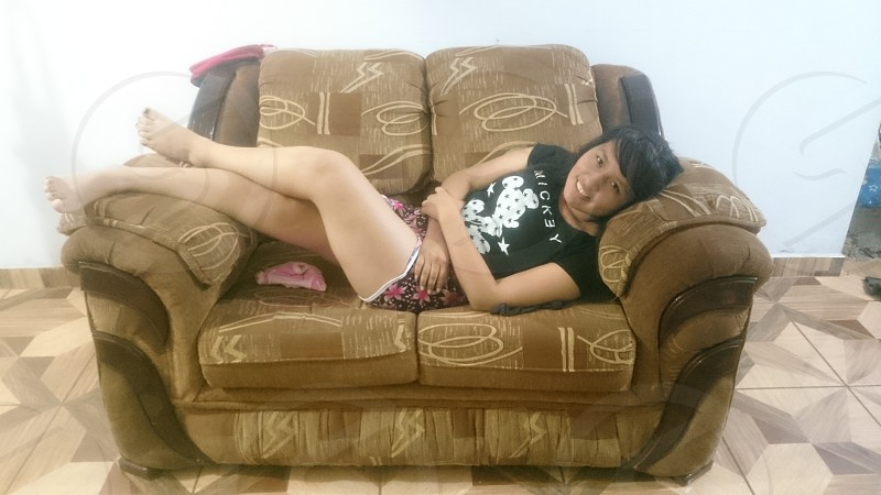 armchair photo