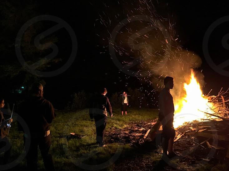 Campfire Night photo