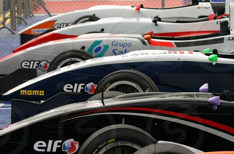 Motorsport Silverstone UK. photo