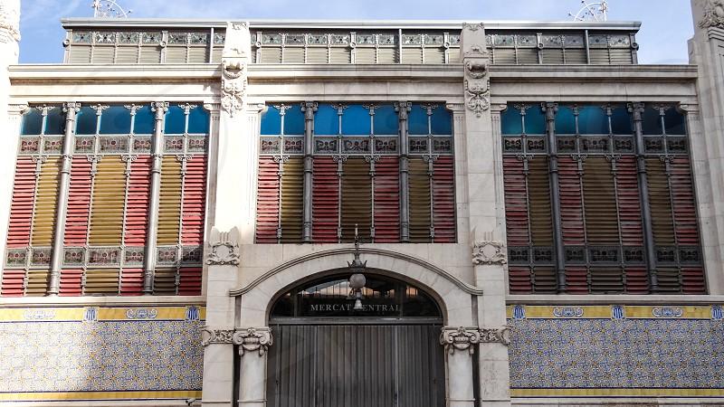 Mercado Central Valencia - Valencia Spain photo