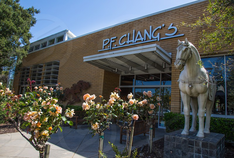 P.F. Chang's - Stanford Shopping Center - Palo Alto California photo