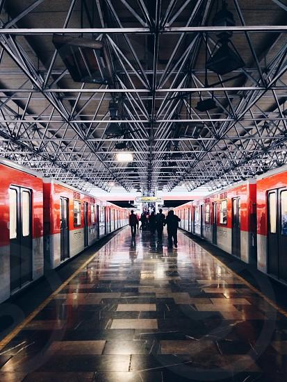 Mexico City Subway photo