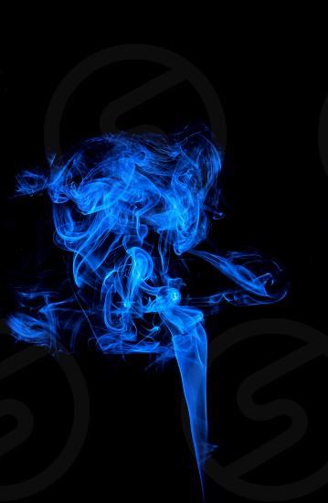 smoke art abstract glow photo