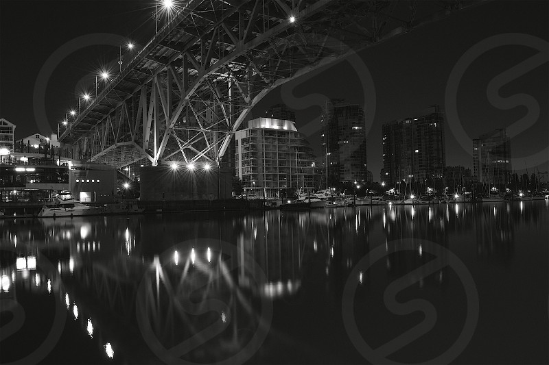 Granville Street Bridge. photo