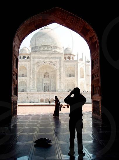 Taj Mahal India photo