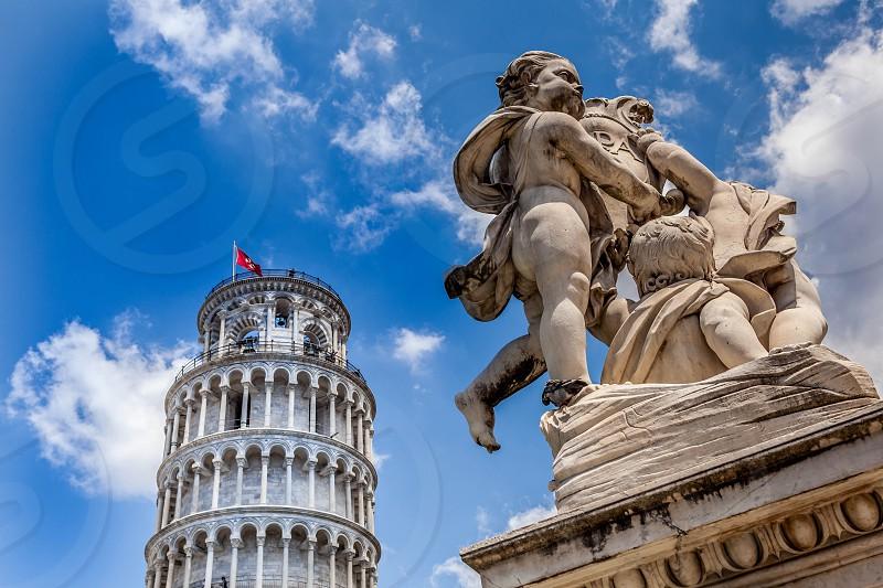 Piza Italy. photo