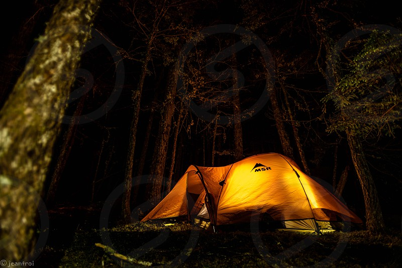 MSR at night! photo