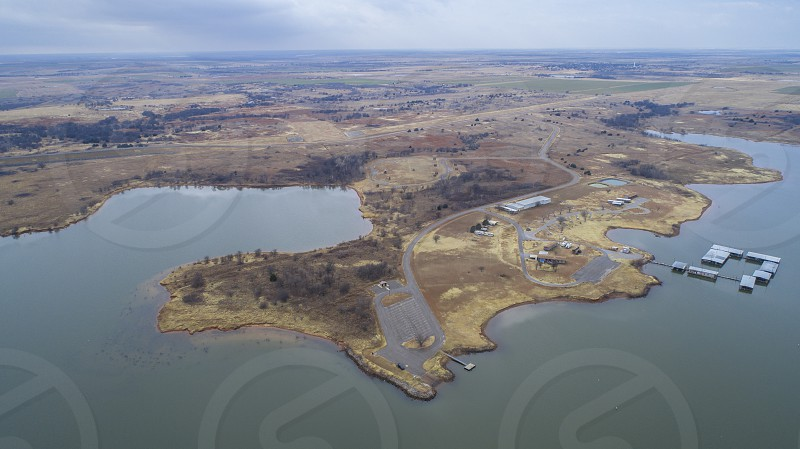 Waurika Lake OK photo