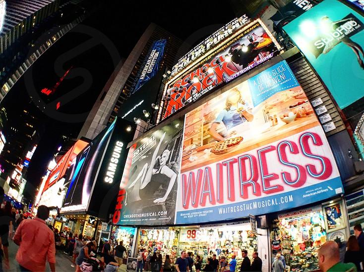 Times Square New YorkUSA  photo