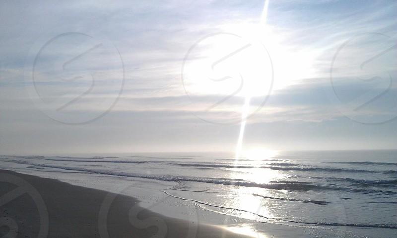 North Carolina topsail beach  photo