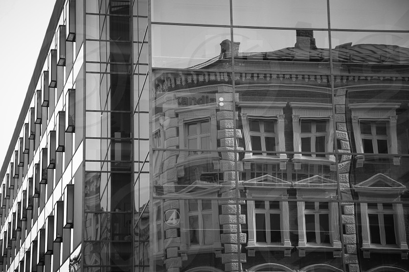 Mirrors and reflections  photo