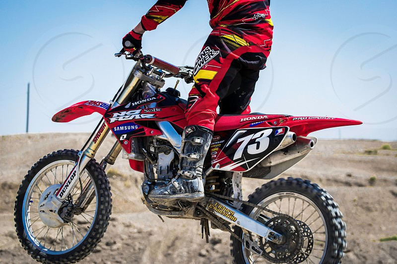 Motocross photo
