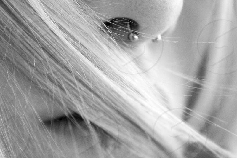 girl - septum photo
