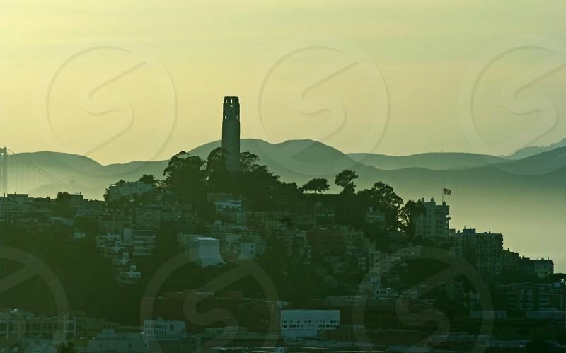 Coit Tower San Francisco photo