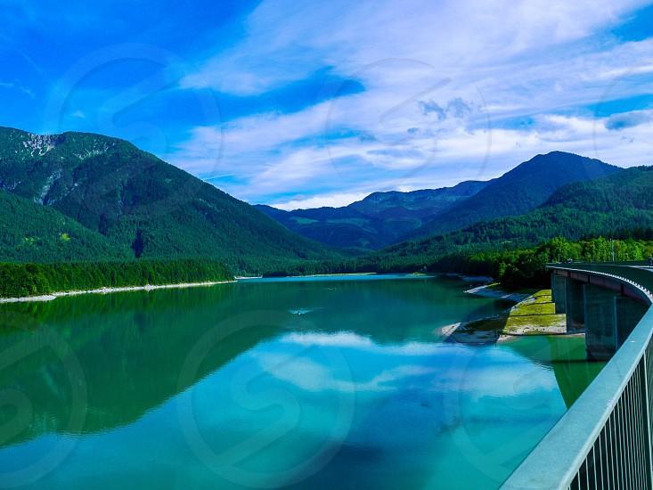 Landscape nature photo