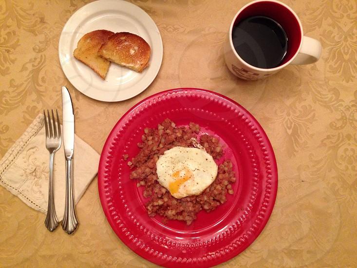 Breakfast for dinner photo