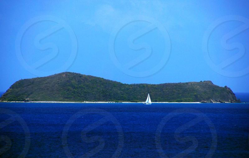 green island photo photo